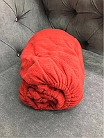 Чехол на кушетку 180*80, красный, фото 1