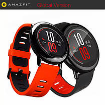 Смарт-часы Xiaomi Huami AMAZFIT Pace Black English ОРИГИНАЛ, фото 2