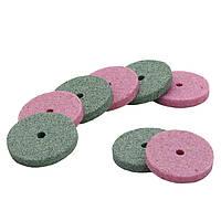 Абразивні круги для шліфування металу 6 шт для гравера, дремел ( Dremel )та ін.