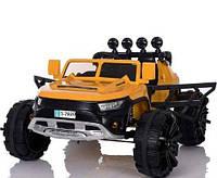 Детский электромобиль Джип Tilly T-7820 YELLOW