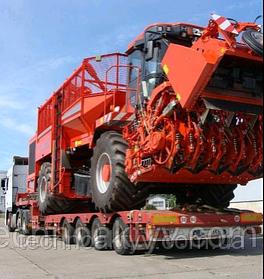 Правила, особенности и юридическое обоснование перевозки крупногабаритных и тяжеловесных грузов по Украине, Европе, странам СНГ
