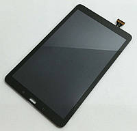 Дисплей (экран) для Samsung T560 Galaxy Tab E 9.6/T561 + тачскрин, серый, оригинал