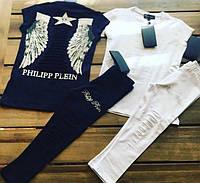 Детская одежда из Турции, детский костюм Philipp Plein