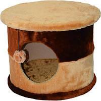 Домик деревянный Соня для кошек
