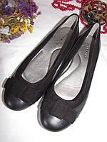 Туфли балетки Bandolino оригинал размер 38 черные  08105
