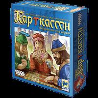 Карткассон, настольная игра, Cartcassonne для 2-5 игроков