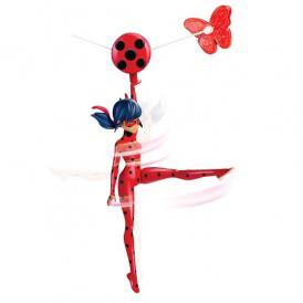 """Кукла """"ЛЕДИ БАГ И СУПЕР-КОТ"""" Невероятный Полет (19 см, 3 точки артикуляции, с аксессуаром)"""