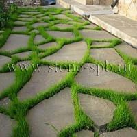 Камень тротуарный песчаник