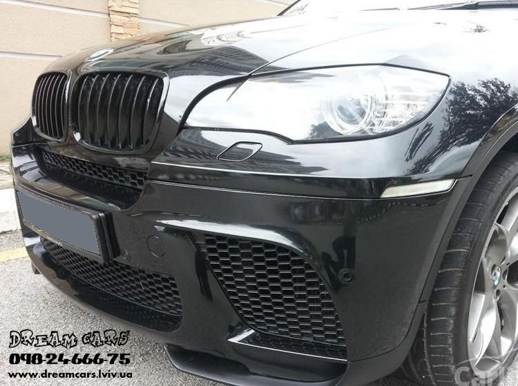 Replika Bampera M Performance Bmw X6 E71