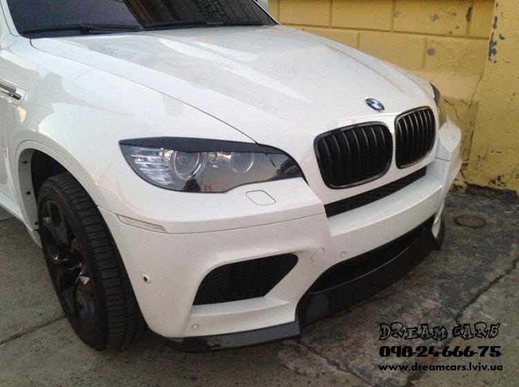 РЕСНИЧКИ BMW X6 E71 ШИРОКИЕ