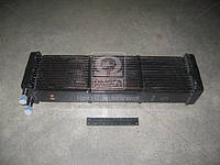 Радиатор отопителя УАЗ  (медн.) (3-х рядн.) патрубок 16 мм (пр-во ШААЗ). 73-8101060-10. Цена с НДС.