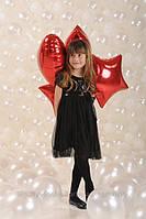Комплект для девочки Alva: платье и болеро