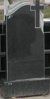 Памятник ритуальный  Арка-А5 120х60х8