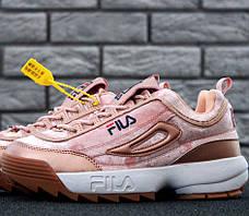 Женские кроссовки в стиле Fila Disruptor 2(II)