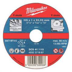 Відрізний диск SCS 41/230х1,9мм (25шт.)