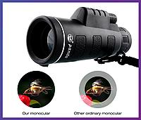 Монокуляр, телескоп, PANDA 40X60 | Влагозащищенный | Противоударный, фото 1