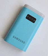 Портативное зарядное устройство Power bank Samsung 10000 mAh  Голубой