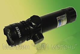 Лазер с креплением под ствол YX-803 (зеленый)
