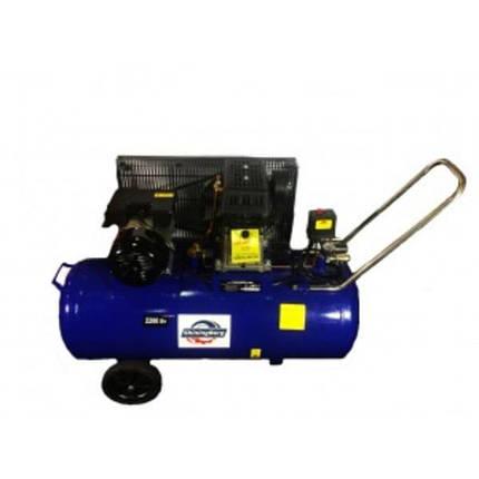 Поршневой компрессор 100литров 220Вольт SHININGBERG, фото 2