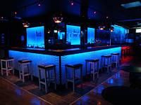 Барная стойка для ночного клуба