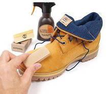 Уход за ботинками Timberland