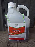 Послевсходовый гербицид Тотрил 225 ЕС  — НАДЁЖНЫЙ препарат от сорняков в посевах ЛУКА и ЧЕСНОКА.