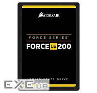 "SSD накопитель Corsair Force LE200C, 120Gb, SATA3, 2.5"", TLC, 550/ 500 (CSSD-F120GBLE200C)"