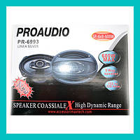 Автоакустика колонки ProAudio PR-6993!Опт