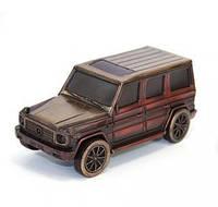 """Подарок любимому на день рождение. Шоколадный автомобиль Mercedes """"Кубик"""""""