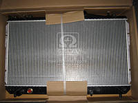 Радиатор охлаждения CHEVROLET Tacuma (пр-во Van Wezel) . 81002053 . Цена с НДС.