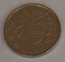 Хорватия 20 липа 1999 год