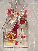 """Туфелька на коробке конфет """"RAFFAELLO"""""""