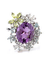Новая коллекция серебряных украшений