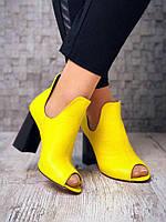 Открытые туфли-ботиночки, фото 1