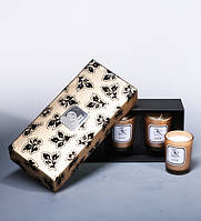 Набор ароматизированных свечей Jade Gold WD-08/ 1