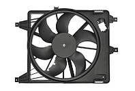Вентилятор охлаждения радиатора c кондиционером на Дача Рено Логан и Сандеро 1,4 1,6 ASAM 30445 6001546844