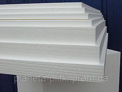 Пенопласт имеет отличные теплоизоляционные свойства
