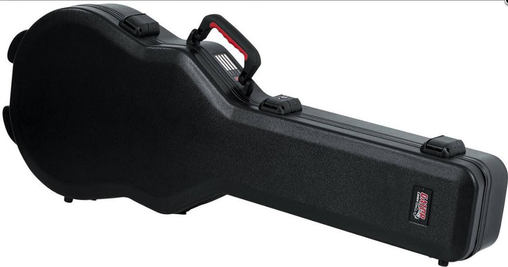 GATOR GTSA-GTRLPS Gibson Les Paul Guitar Case Кейс для электрогитары типа Les Paul Пластиковый ABS