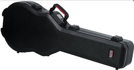GATOR GTSA-GTRLPS Gibson Les Paul Guitar Case Кейс для электрогитары типа Les Paul Пластиковый ABS, фото 2
