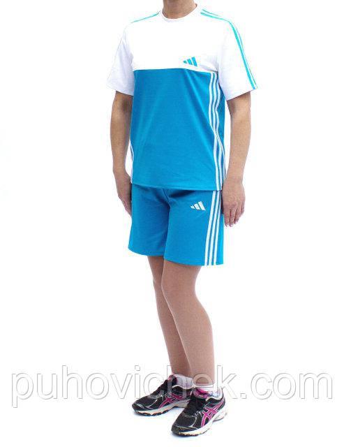 Летний костюм футболка и шорты заказать интернет магазин