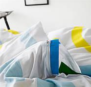 Комплект постельного белья Нежность (двуспальный-евро) Berni, фото 3