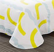 Комплект постельного белья Нежность (двуспальный-евро) Berni, фото 4