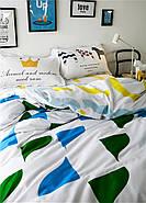 Комплект постельного белья Нежность (двуспальный-евро) Berni, фото 7