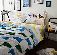 Комплект постельного белья Нежность (двуспальный-евро) Berni, фото 8