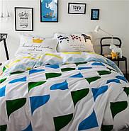 Комплект постельного белья Нежность (двуспальный-евро) Berni, фото 9