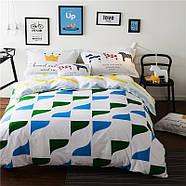 Комплект постельного белья Нежность (двуспальный-евро) Berni, фото 10