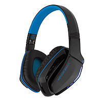 Наушники Kotion Each B3506 Bluetooth Black/Blue (B3506BB)