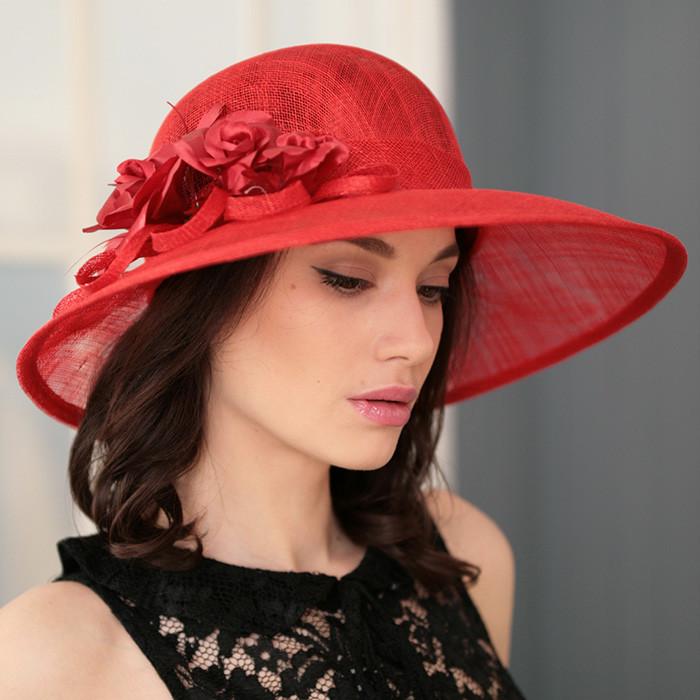 Летние шляпы Helen Line  модель 03-6