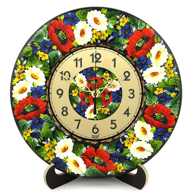часы украинский сувенир