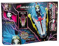 Кукла Монстер Хай Комната Перезарядки с куклой Френки Штейн Monster High, фото 1